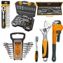 Sockets, Spanners & Wrenches